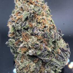 alaskan purple cannabis bud